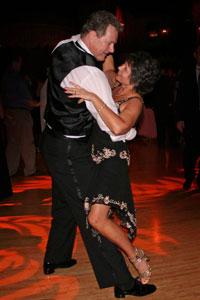Dancing the Bolero