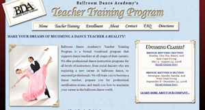 Learn To Teach Ballroom - The Ballroom Dance Academy