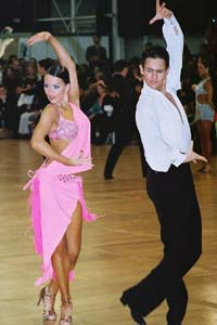 Learn to Paso Doble Dance in Los Angeles