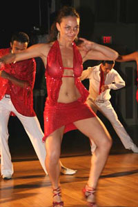 Learn to Rumba Dance in Los Angeles