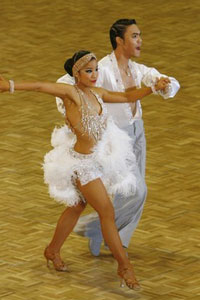 Learn to Samba Dance in Los Angeles