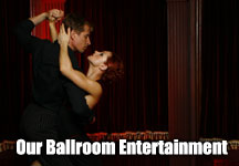 Professional Ballroom Entertainment