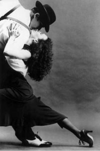 Learn to Tango American Style Dance in Los Angeles